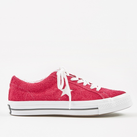 One Star Ox - Pink Pop/White