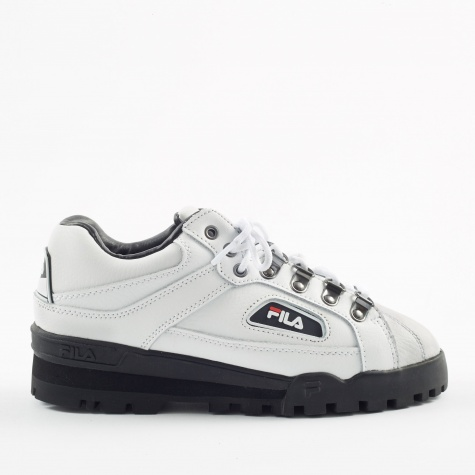 Trailblazer - White/Black/Black