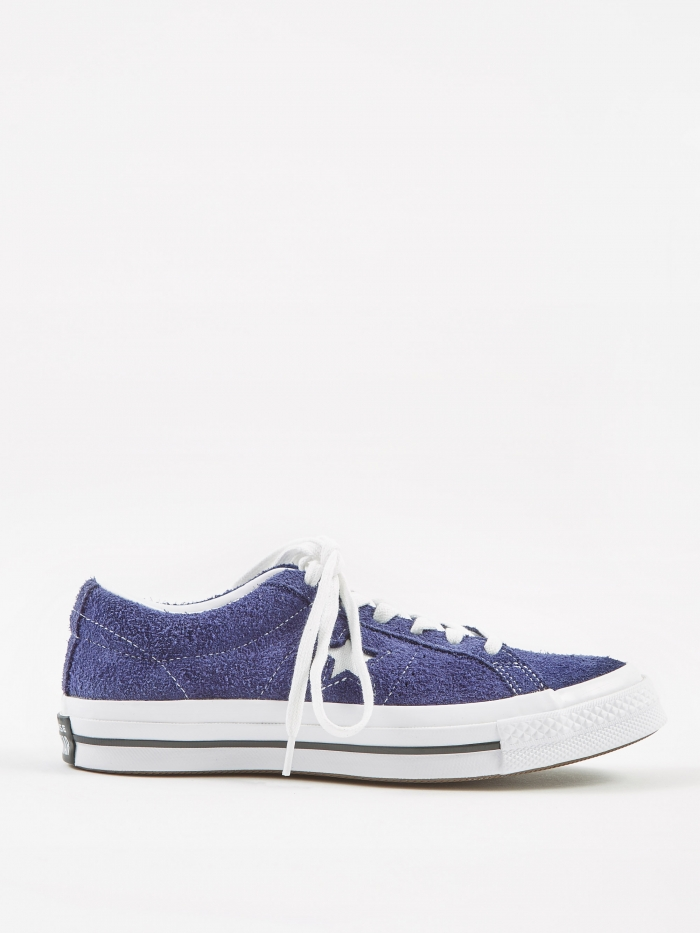 Converse One Star Ox - Eclipse/White (Image 1)