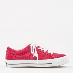 Converse One Star Ox - Pink Pop/White