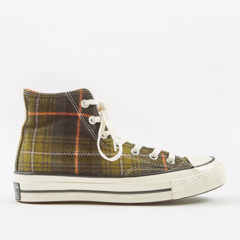 Chuck Taylor All Star 70 Hi - Olive/Orange