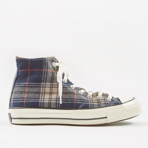 Chuck Taylor All Star 70 Hi - Navy/Terracotta Red/Egret