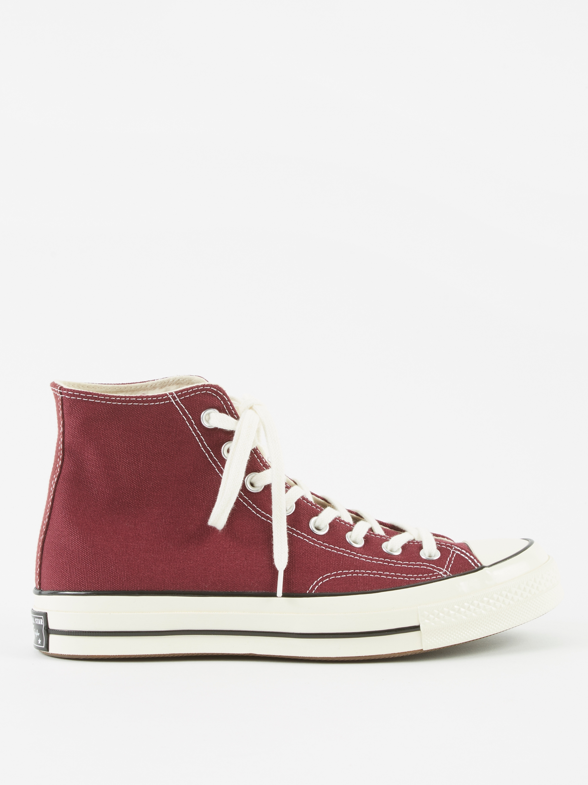 d343c596740dbd Converse Chuck Taylor All Star 70 Hi - Dark Burgundy Black Egret