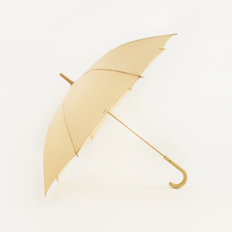 Mono Umbrella - Warm Yellow