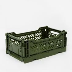 Hay Colour Crate Small - Khaki