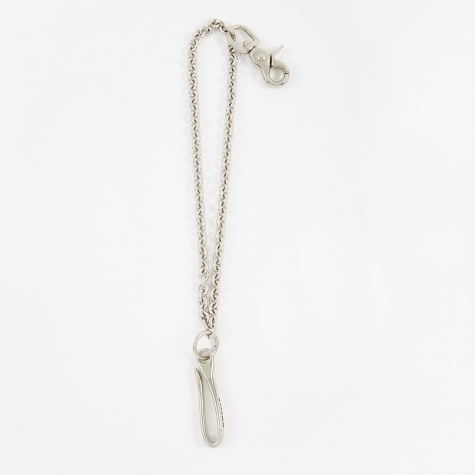 Wallet Chain - Silver