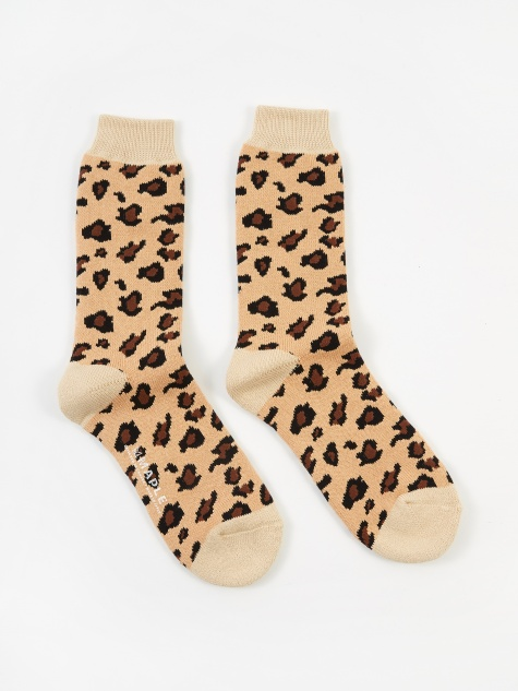 Safari Sock - Beige