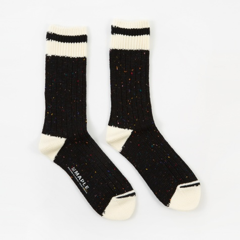 Heritage Sock - Black