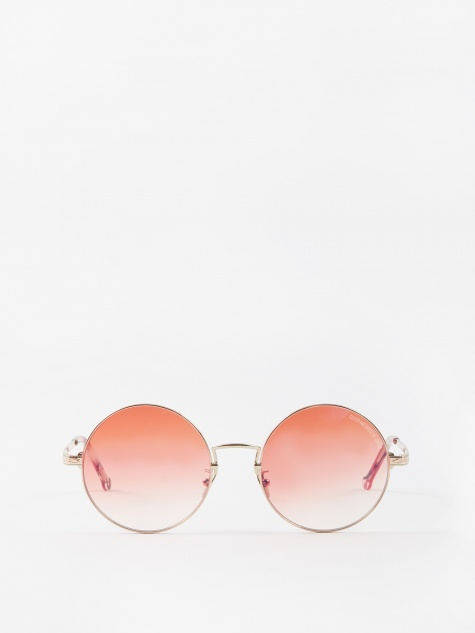 1272-03 Sunglasses - Rose Gold/Tropicana