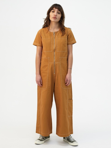 511bec3b4d8f Felix Boilersuit - Terracotta