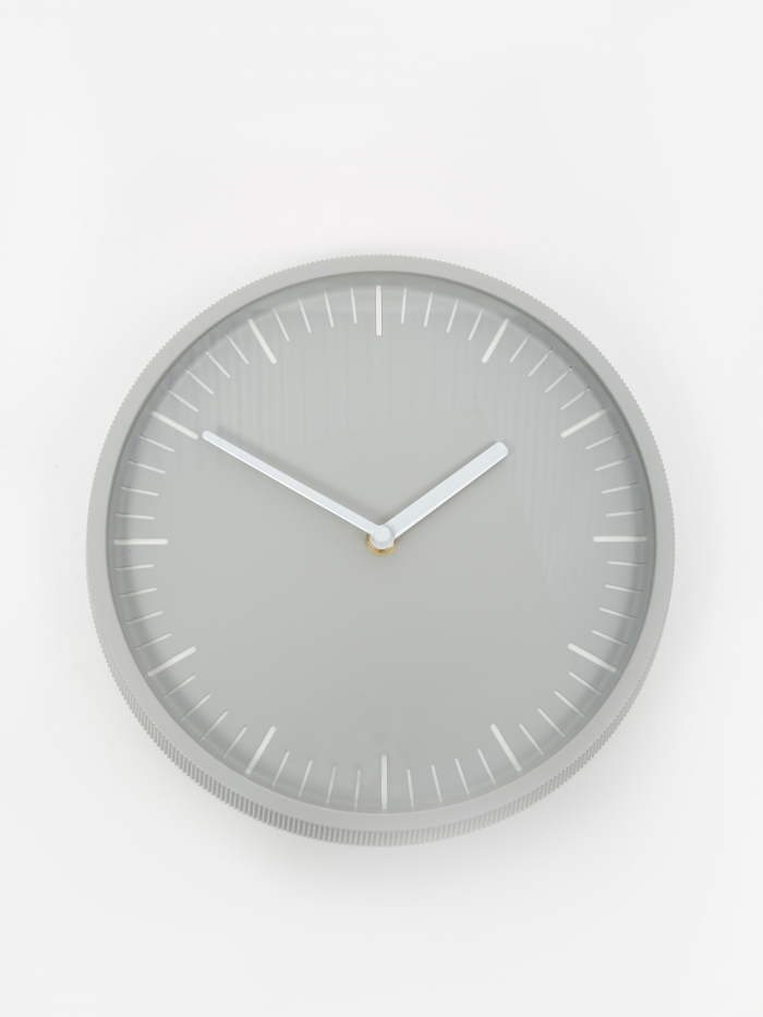 Normann Copenhagen Day Wall Clock - Light Grey (Image 1)
