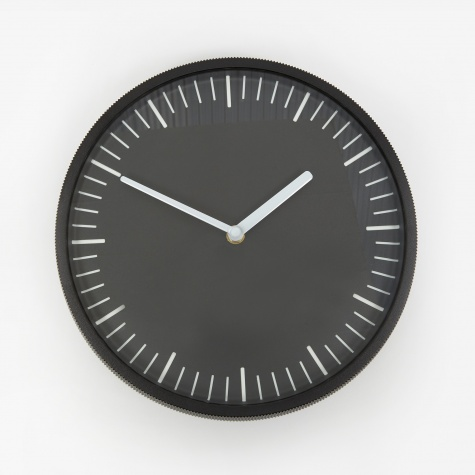 Day Wall Clock - Black