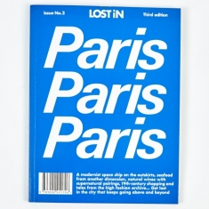 LOST iN Paris City Guide