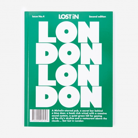 LOST iN London City Guide