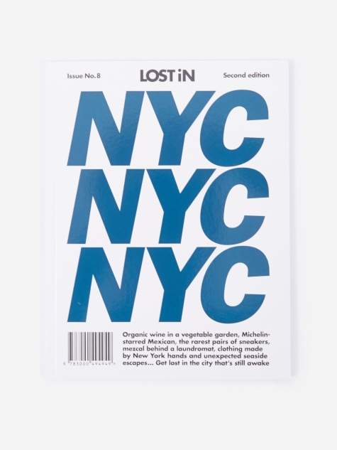 LOST iN New York City City Guide