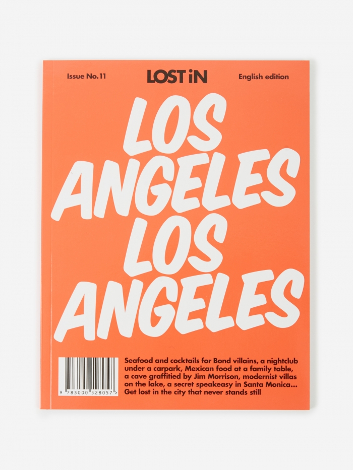 LOST iN Los Angeles City Guide (Image 1)