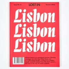 LOST iN Lisbon City Guide