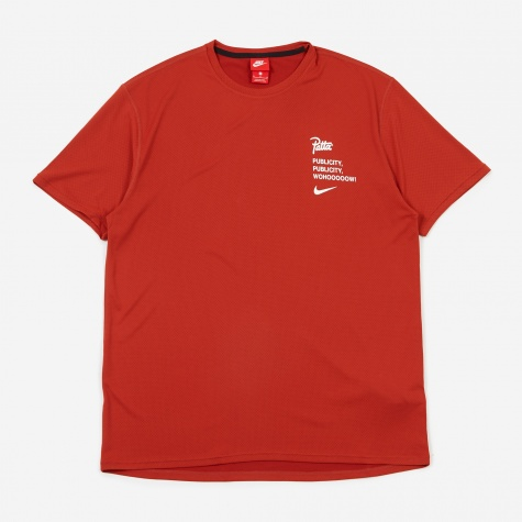 x Patta S/S T-Shirt - Dragon Red