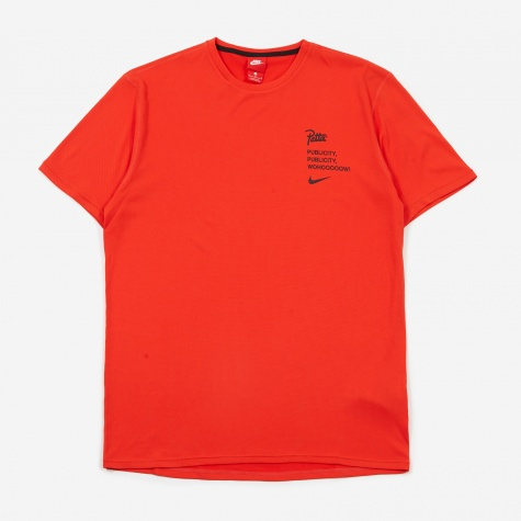 x Patta S/S T-Shirt - Habanero Red