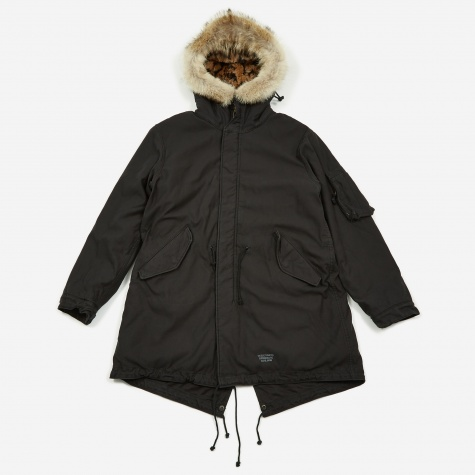 Mods Coat - Black
