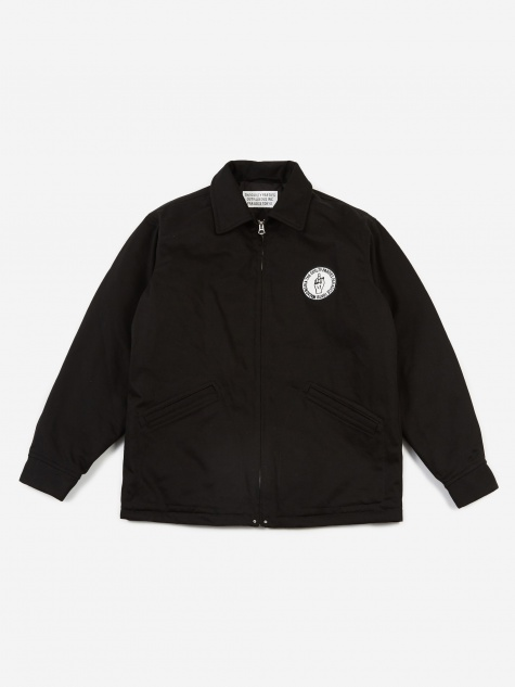 Work Jacket (Type-1) - Black
