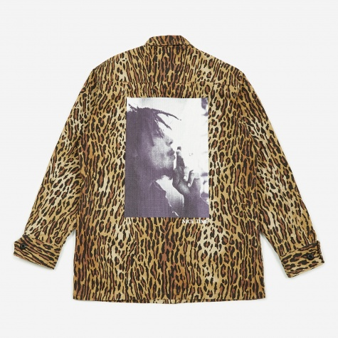 x Bob Marley Fatigue Jacket (Type-1) - Leopard