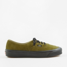 Vans Authentic 44 DX - (Anaheim Factory) OG Olive/Suede
