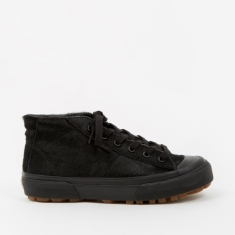 Vans Vault OG G.I LX - (Pony Hair) Black