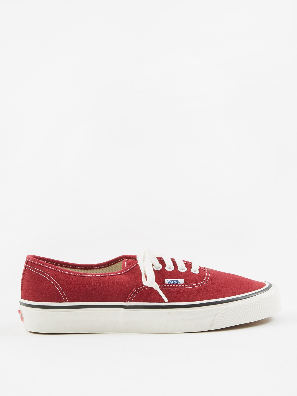 Vans Authentic 44 DX - (Anaheim Factory) OG Brick Suede (Image 1 4065ebb469d2