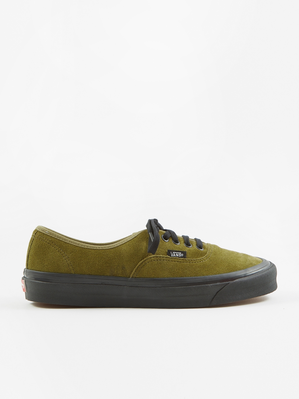 8b3105e0cd Vans Authentic 44 DX - (Anaheim Factory) OG Olive Suede (Image 1