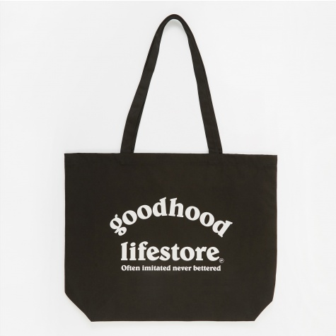 Lifestore Tote Bag - Black