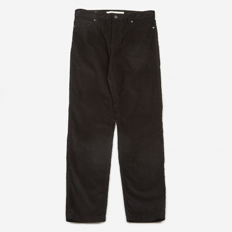 Edvard Light Corduroy - Black