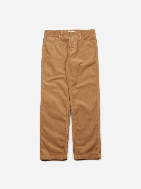 Edvard Light Corduroy - Camel