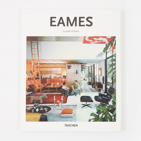 TASCHEN Books - Charles & Ray Eames