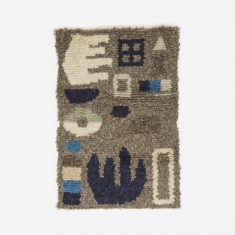 MINNA Goods Dream Rug - Grey