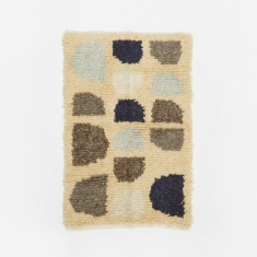 MINNA Goods Moon Rug - Grey