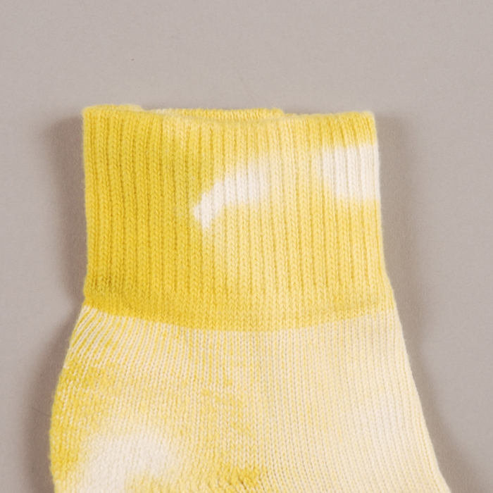 Perks & Mini PAM High Dye Sport Socks - Ochre (Image 1)