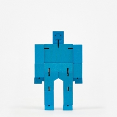 Areaware Cubebot Micro - Blue