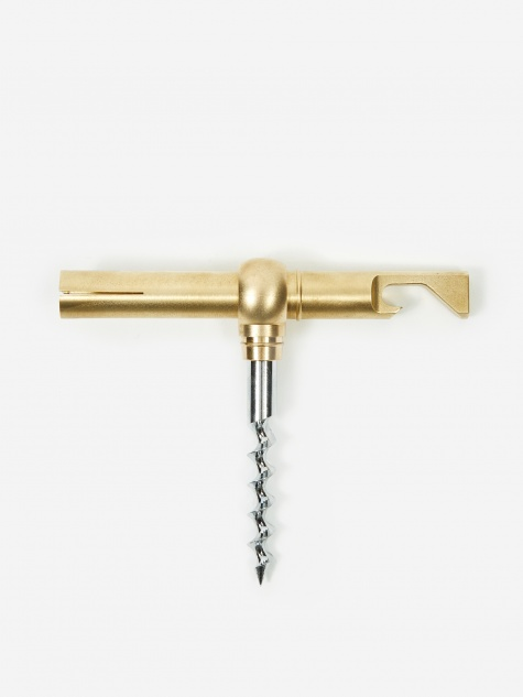 Collect Corkscrew - Brass