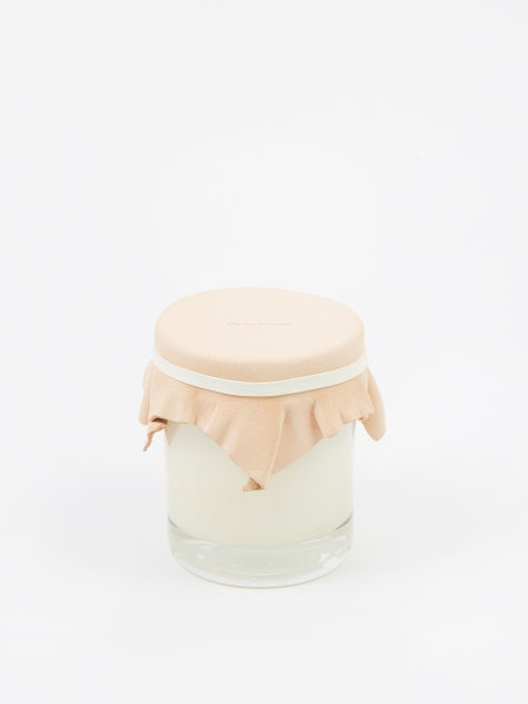 180g Candle - Smoky Leather