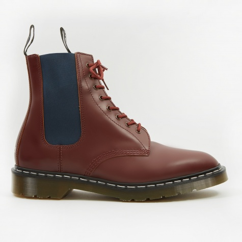 x Neighborhood 1460 - Oxblood Vintage Smooth