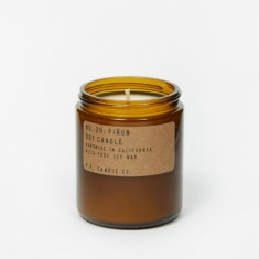 P.F. Candle Co. No. 29 Piñon 7.2oz Soy Candle