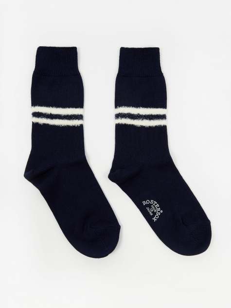 N-Tape Socks - Navy