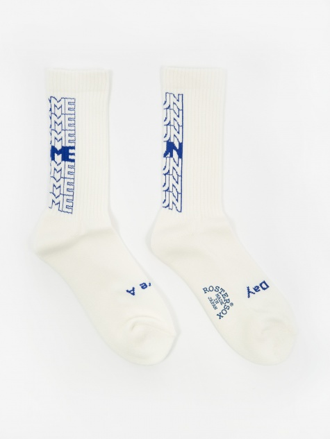 Home Run Socks - Blue