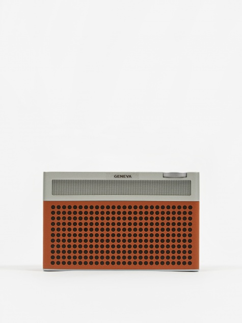 Touring S+ DAB+ FM Bluetooth Portable Radio - Cognac