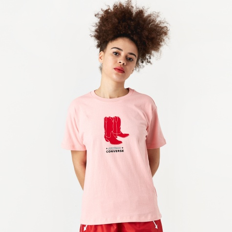 x MadeMe Baby T-Shirt - Pink Icing