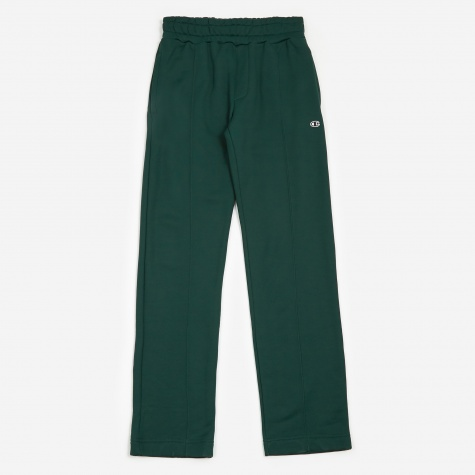 Reverse Weave x Wood Wood Straight Hem Pants - Forest