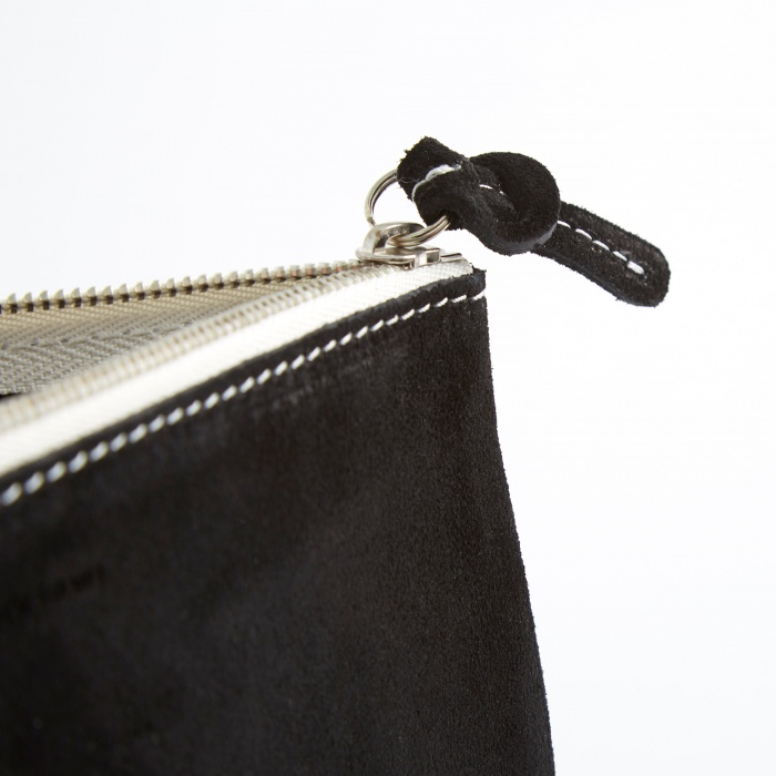 Hender Scheme Pocket M Wallet - Black (Image 1)