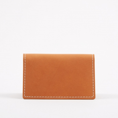 Folded Card Case - Natural