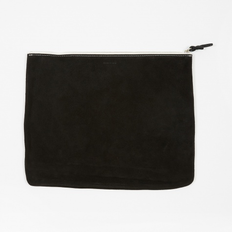 Pocket L Wallet - Black